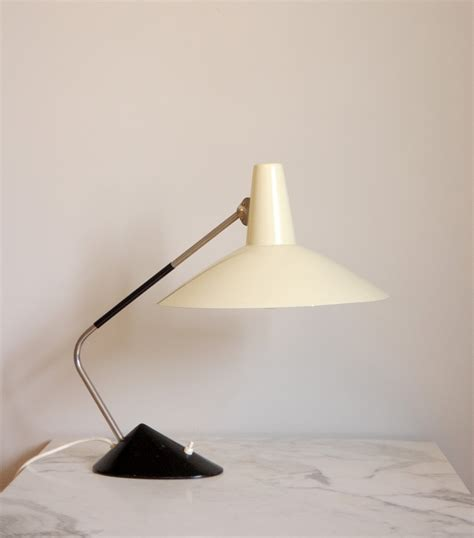 Storage Room Design - 1950s 60s kaiser table lamp modern room 20th century design