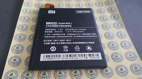 Merk Hp Xiaomi Mi4 batre batrei baterai battery xiaomi mi4 original bm32