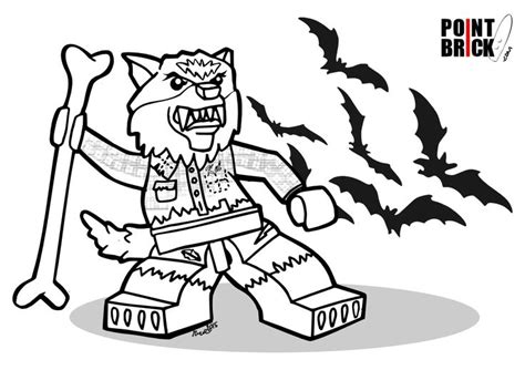 lego werewolf coloring pages 224 best images about lego on pinterest