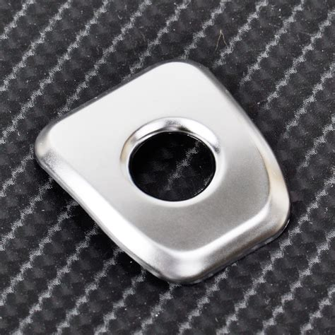 Locking Door Knob Covers by 4xmatt Door Lock Knob Grommet Ferrule Covers Trim Fit For 2015 Bmw X5 F15 X6 F16 Ebay