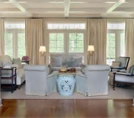 ideas living room seating pinterest: extended seating  modern living room design ideas real simple