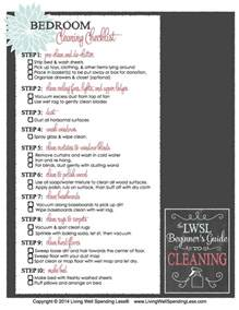 how to clean your bedroom messy room cleaning tips bedroom cleaning checklist pdf printable by designinglife
