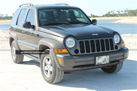 2006 Jeep Liberty Specs 2006 Jeep Liberty Pictures Information And Specs Auto
