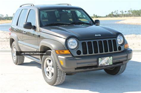 2006 Jeep Liberty Immaculate 4wd 2006 Jeep Liberty