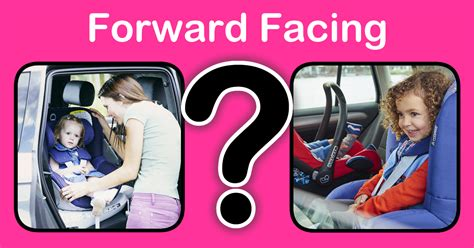 when should i turn my baby forward facing egg car