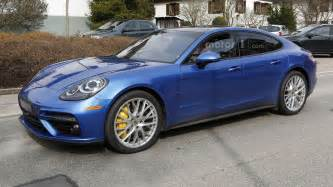 Porsche Panamera 2 Door Coupe Could A Two Door Panamera Be Coming From Porsche