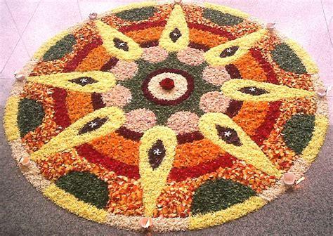 flower design for rangoli flower floral rangoli design smart indian women