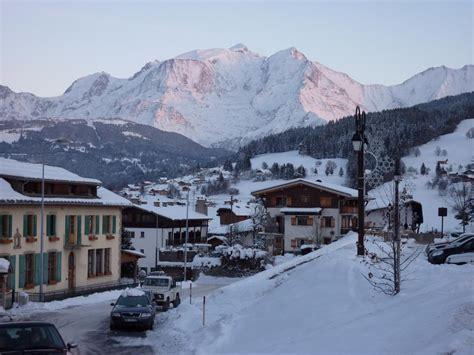 location vacances Chambre d'hôtes La Ferme Du Mont blanc à Combloux en Haute Savoie