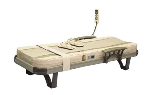 automatic beds automatic jade thermal massage bed super sonic impex