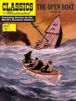 the open boat stephen crane setting classics illustrated series 183 overdrive rakuten