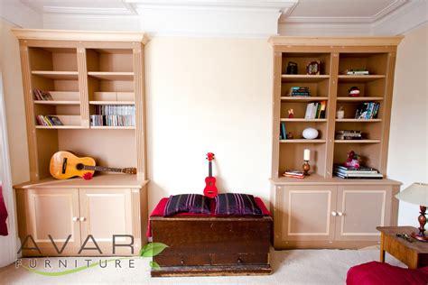 Bookcase Fireplace ƹӝʒ Alcove Units Ideas Gallery 6 North London Uk