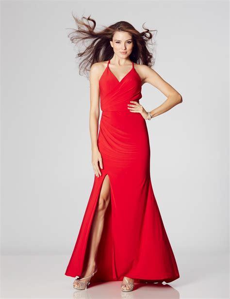 Taira Dress illusion prom tara evening dress the dressy dress shop