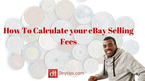 ebay selling fees starting your own small business 187 how to calculate your