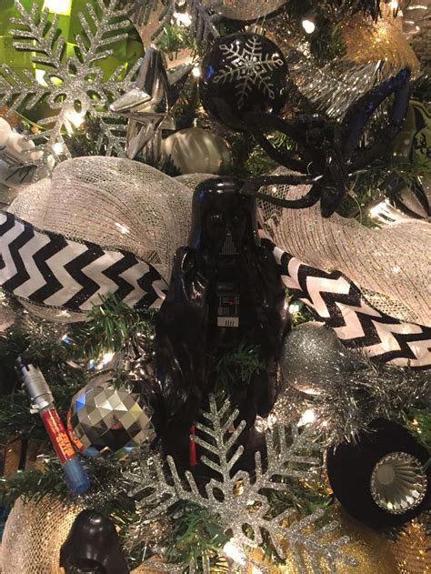 star wars christmas tree 2015 star wars christmas tree