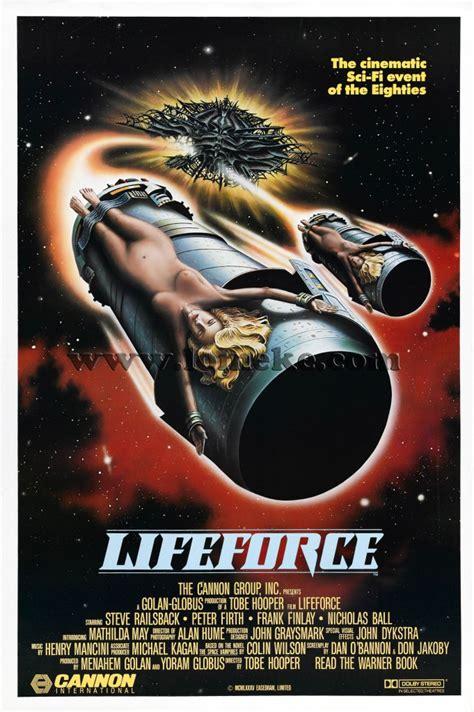 biography movie titles lifeforce 宇宙天魔 1985 英国 电影海报 dvd封面 剧照 剧情评论 乐媚 电影海报 dvd封面