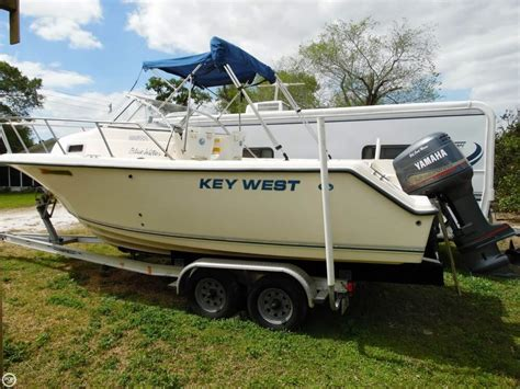 used boats for sale in key west florida 2004 used key west 225wa walkaround fishing boat for sale