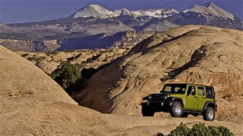 moab utah jeep rental things to do in moab utah