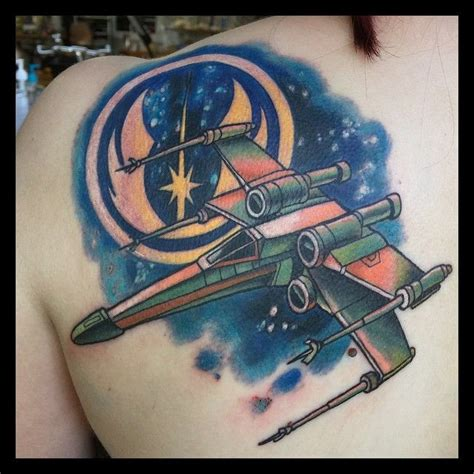 x wing tattoo 1646 best wars tats images on