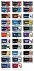 nfl team colors nfl football team color chart so find your city name