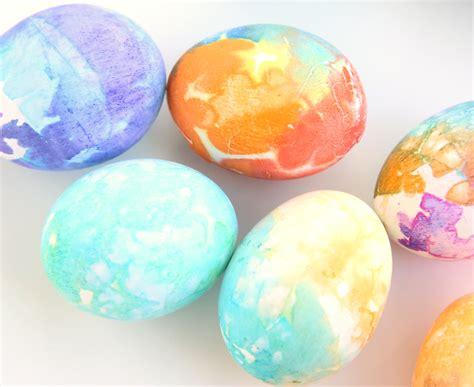 easter eggs tissue paper easter eggs so easy it s always autumn