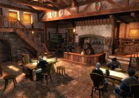 Home Decorating Games Online by Medieval Tavern Ambience Audio Atmosphere