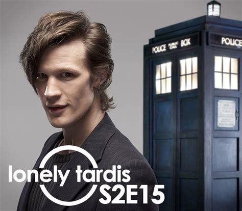 matt smith leaving doctor who the lonely tardis s2e15 matt smith doctor no more