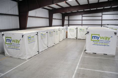 myway mobile storage moving and storage container moving storage units myway