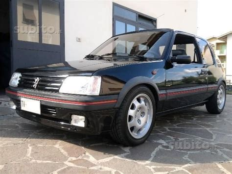 peugeot 205 gti 1 9 for sale sold peugeot 205 gti 1 9 1990 used cars for sale