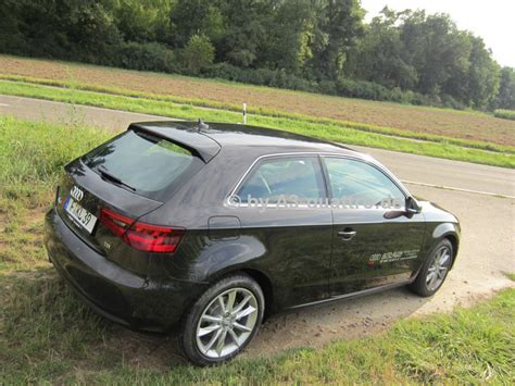 Audi A3 8V 2.0 TDI Belugabraun