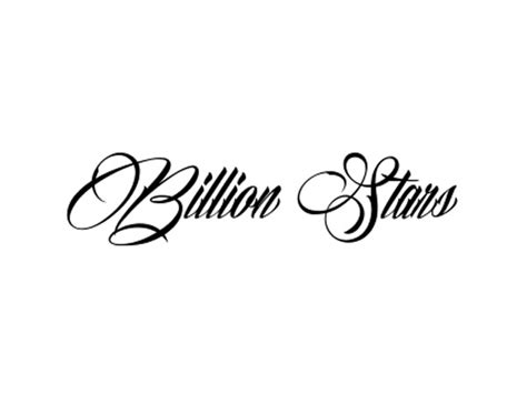 tattoo fonts billion stars 30 free calligraphy fonts for your stylish designs