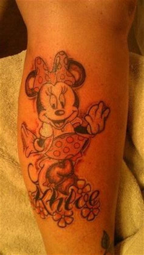 darklight tattoo minnie mouse tattoos my s name with minnie