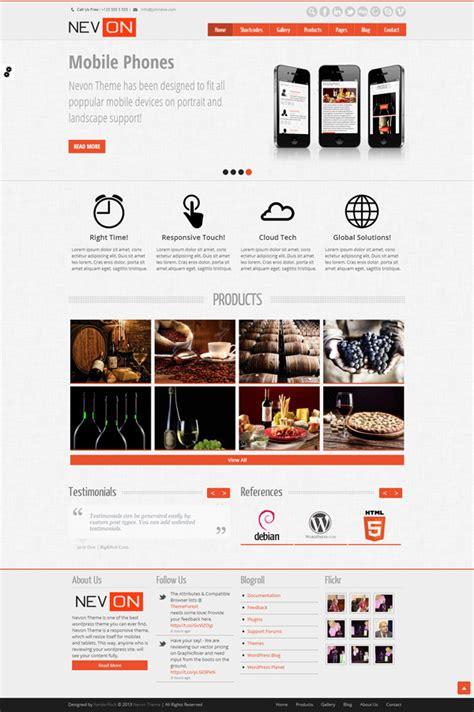 Wordpress Layout Size | 20 premium full width wordpress themes 2012