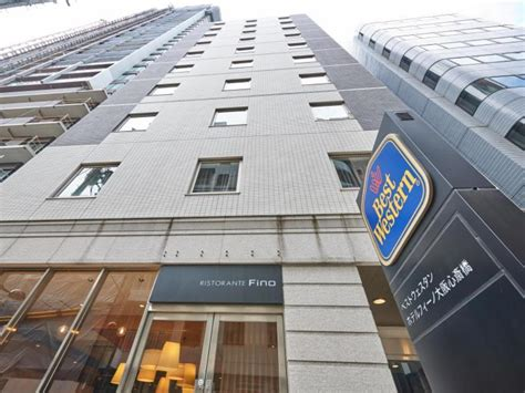 best hotels osaka best price on best western hotel fino osaka shinsaibashi