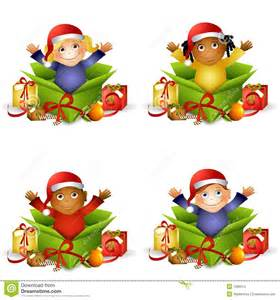 kids christmas gifts stock images image 7288514