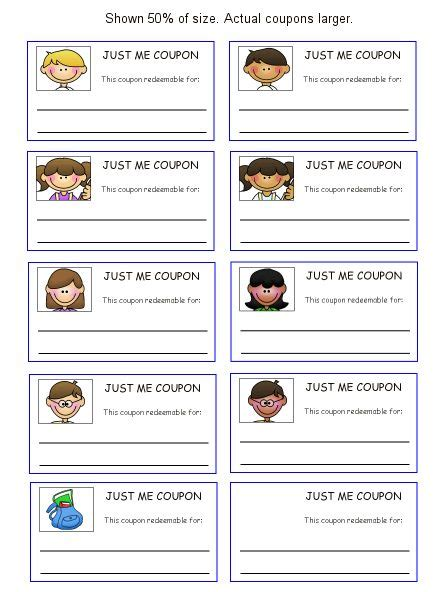 printable tickets and coupons free printables online classroom behavior ticket template frugal gift ideas