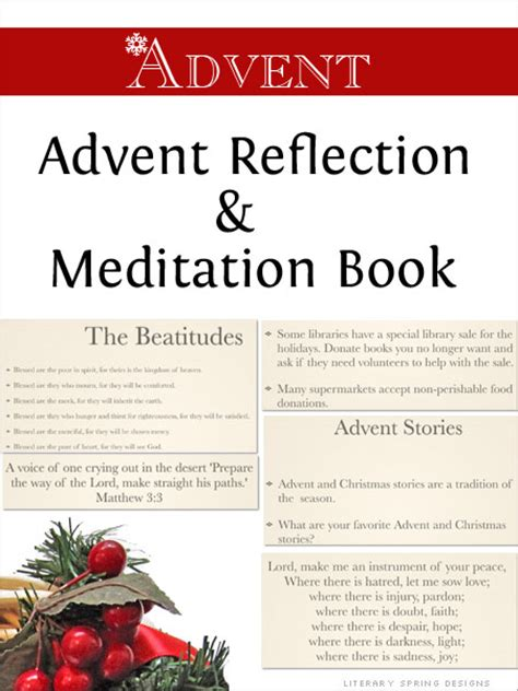 prayers for times reflections meditations and inspirations of and comfort books free advent reflections book literary designs