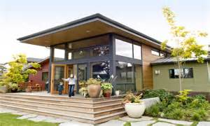 Shed Style Roof by Modern Shed Roof Cabin Plans