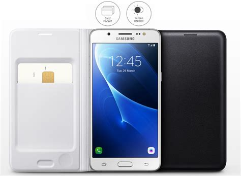 Flipcase Samsung J510 J5 2016 samsung galaxy j5 2016 flip wallet