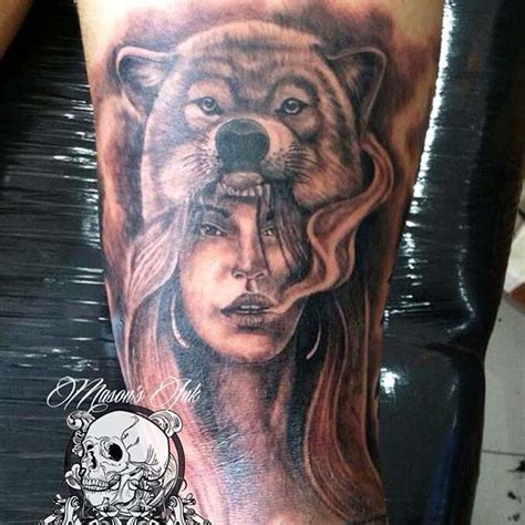 kuta tattoo artists black and grey tattoo done at mason s ink kuta bali