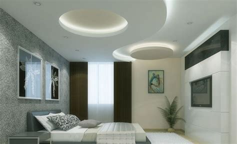 Modern Bedroom Decor 30 gorgeous gypsum false ceiling designs to consider for