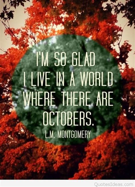 top octomber november cute quotes sayings  images