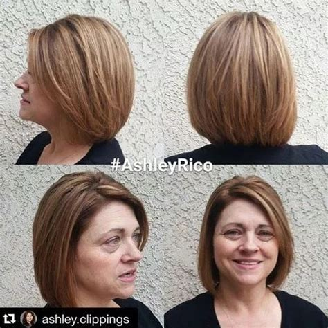 layered bob hairstyles for women over 50 26 fabulous short hairstyles for women over 50 page 6 of