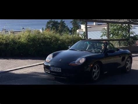 electric porsche conversion electric porsche boxster conversion from finland