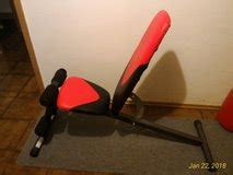 weider pro 255 l ab bench ramstein bookoo buy and sell with your neighbors