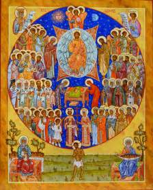 all sanits all saints orthodox church