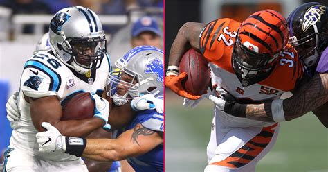 Week 7 Rb Sleepers by Football Rankings Week 7 Rbs Sporting News