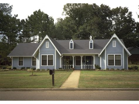 southern ranch house plans numberedtype