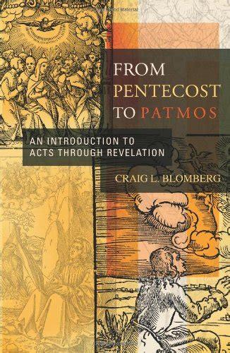 revelation through history books craig blomberg author profile news books and speaking