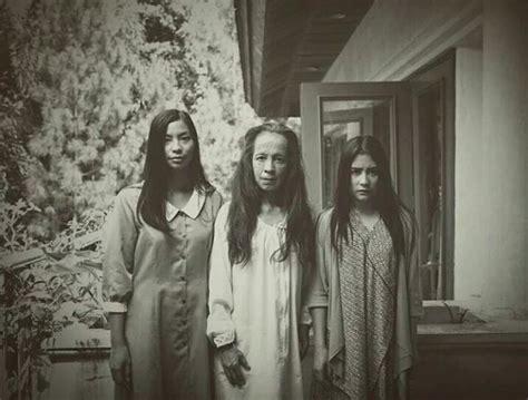 film setan lawas bintangi film indigo danur foto lawas prilly bikin