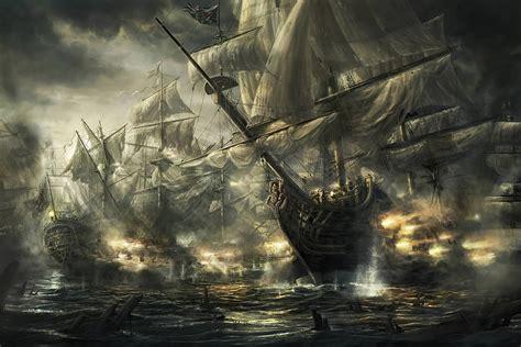 the naval war in epic naval battles scene360